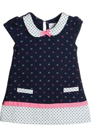 Vestido con diseño gráfico Fiorella para bebé