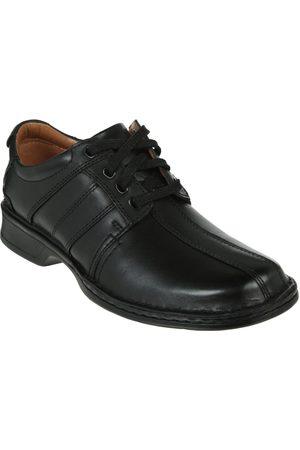 Zapato derby Clarks piel