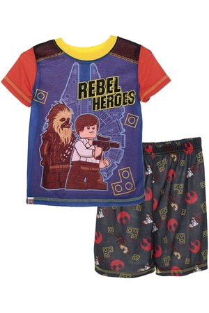 Pijama con diseño gráfico Lego para niño