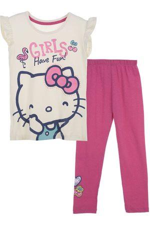 Conjunto Hello Kitty para niña