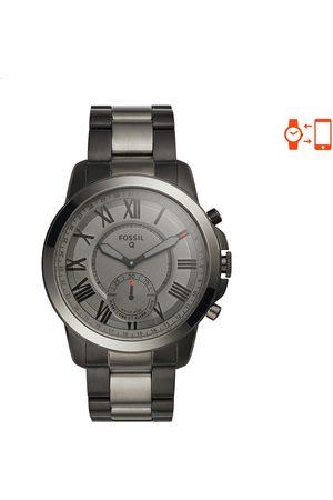 Smartwatch Híbrido para caballero Fossil Q Grant FTW1139 gris