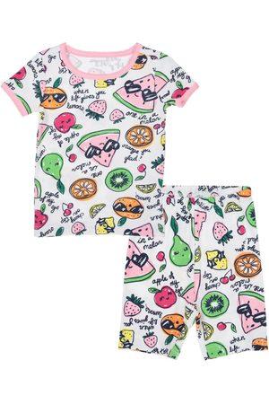 Pijama Gymboree con diseño gráfico de algodón para niña
