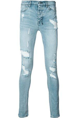 KSUBI Skinny jeans con efecto envejecido