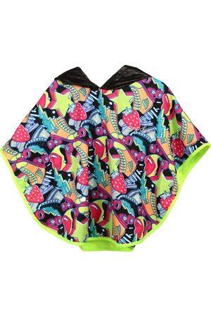 Niña Ponchos y capas - Capa con diseño gráfico Soy Luna para niña