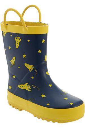 Bota para lluvia Mon Caramel para niño
