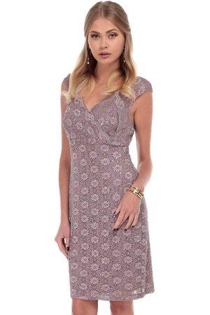 Mujer De encaje - Vestido de encaje Connected Apparel