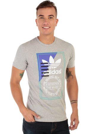 Playera Adidas Originals cuello redondo algodón