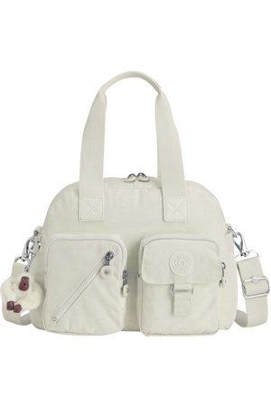 Bolsa satchel a rayas Kipling Defea