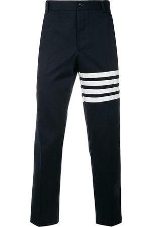 Thom Browne Pantalones chinos con franjas