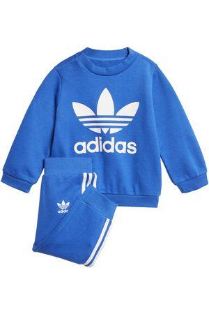 conjunto deportivo azul para niños