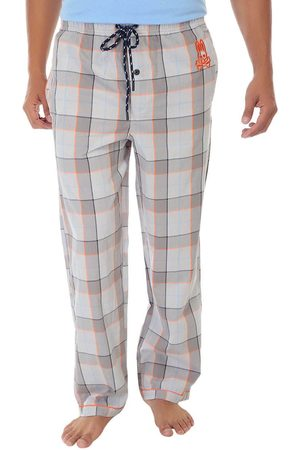 Pantalón pijama a cuadros Psycho Bunny algodón