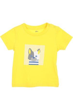 Baratas  Playeras Y Tops de bebé color amarillo en ofertas ... 457c420565065