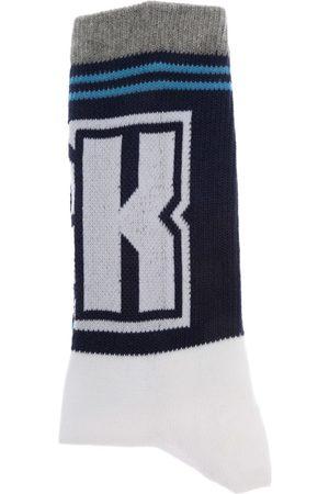 Calcetín con diseño gráfico Calvin Klein regular algodón