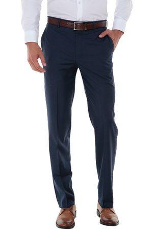 Pantalón de vestir con diseño gráfico Perry Ellis corte regular fit