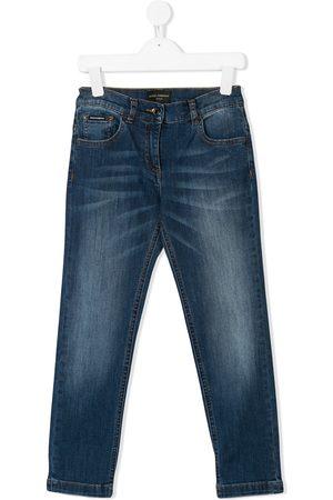Dolce & Gabbana Jeans - Vaqueros con corte slim