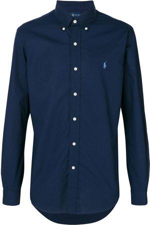 Ralph Lauren Camisa con logo en contraste