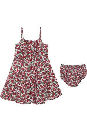Vestido floral Polo Ralph Lauren para bebé