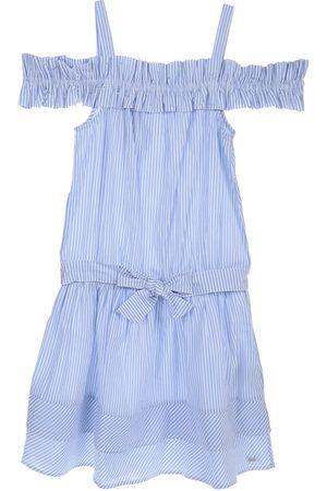 Vestido a rayas Mayoral de algodón para niña