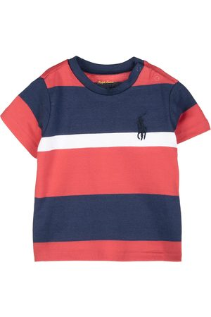 Bebé Polos - Playera a rayas Polo Ralph Lauren algodón para bebé