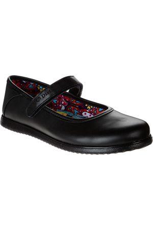 Niña Zapatos - Mary Jane lisa Distroller piel para niña