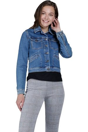 Chamarra lisa Sexy Jeans