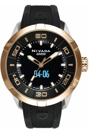 Smartwatch unisex Nivada Connected NP17004MBICNA