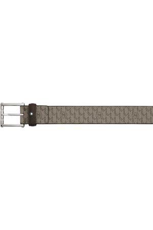 Cinturón gráfico Montblanc