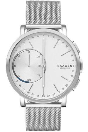 Smartwatch Híbrido para caballero Skagen plateado
