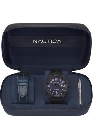 Box set de reloj para caballero Nautica Hawser NAPHAS001