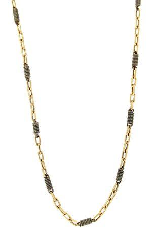 Cadena para caballero Dinasti de oro 14 k