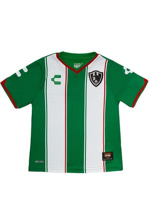 Jersey Charly Club de Cuervos Jugador Local para niño