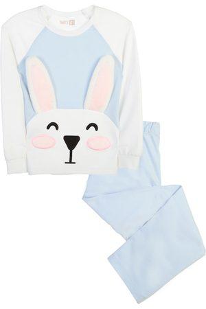 Pijama bordada That's It para niña