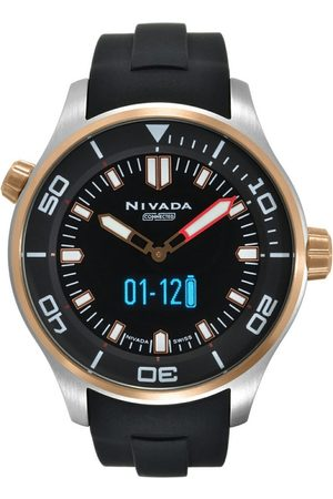 Smartwatch unisex Nivada Connected NP17015MBICNA