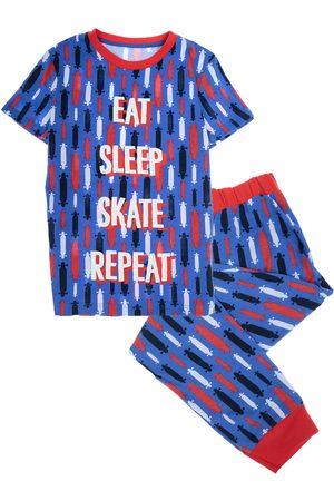 Pijama con diseño gráfico That's It algodón para niño