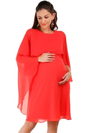 Vestido de maternidad liso One To Nine
