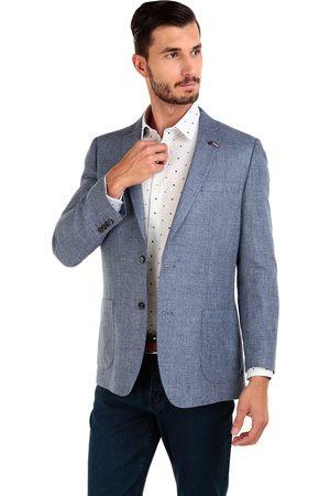 Saco sport con diseño gráfico Tommy Hilfiger corte regular fit lino