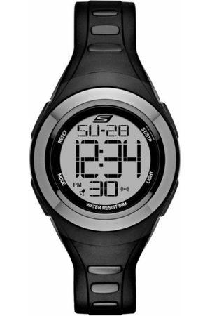 Skechers The Tenysson SR2063 Reloj Unisex Color Negro