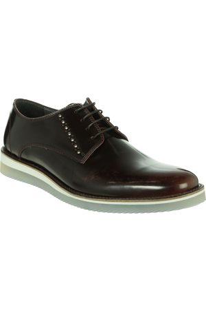 Zapato derby Steve Madden piel café