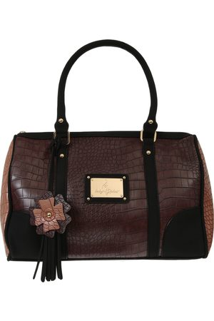 Bolsa satchel texturizada Baby Phat