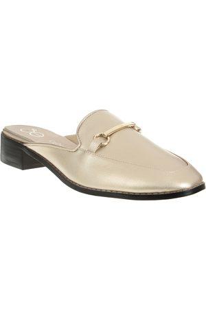 Zapato liso CLOE piel color