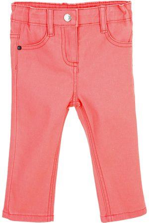 Jeans Mon Caramel corte regular para bebé