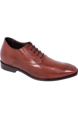 Zapato derby Max Denegri piel + 7 cm