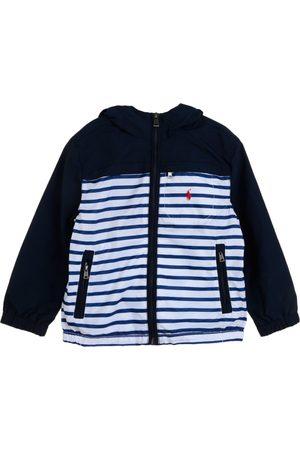 Chamarra a rayas Polo Ralph Lauren algodón para niño