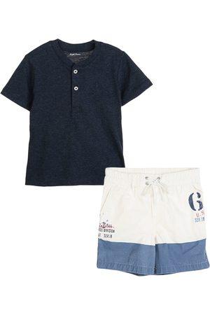 Conjunto Polo Ralph Lauren algodón para niño