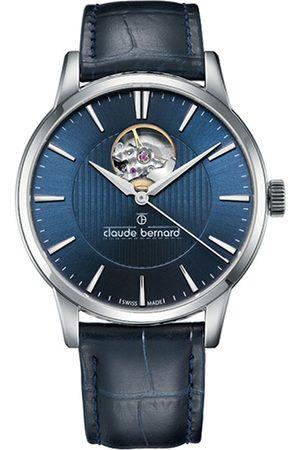 Reloj para caballero Claude Bernard Sophisticated Classics 85017.3.BUIN azul mar