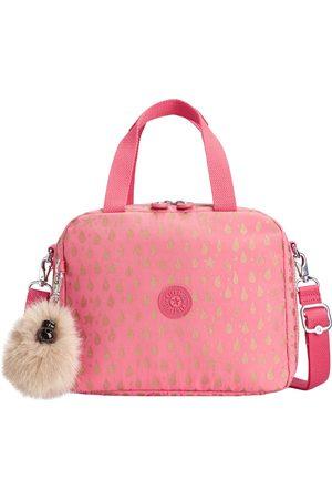 Bolsa satchel con diseño gráfico Kipling Miyo