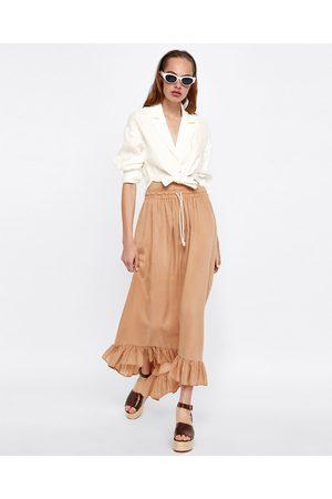 Ahora Precio Mejor ¡compara De Ropa Beige Compra Larga Falda Y Mujer Al  Color x67Fw0q0 443cd46730ba