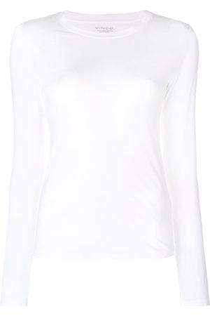 Vince Mujer Playeras manga larga - Camiseta de manga larga