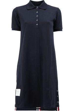 Thom Browne Vestido estilo polo