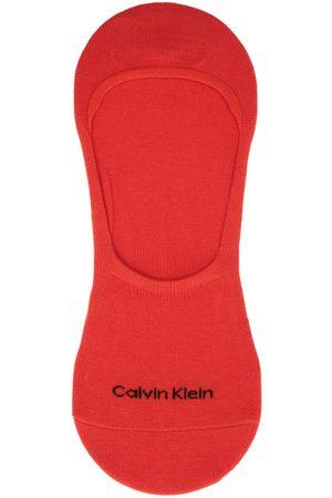 Calcetín Calvin Klein protector algodón